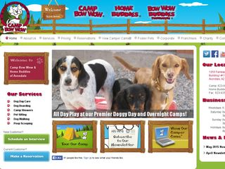 Camp Bow Wow Dog Boarding Avondale | Boarding