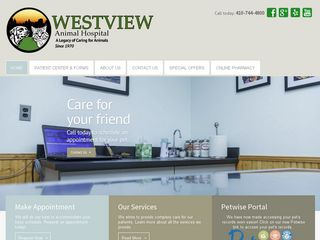 Westview Animal Hospital | Boarding