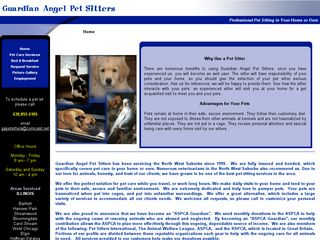Guardian Angel Pet Sitters Bartlett