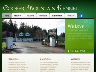 Cooper Mountain Kennel Beaverton