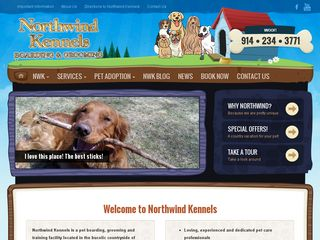 Northwind Kennels | Boarding