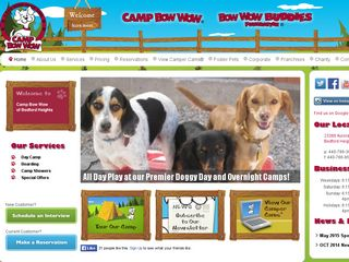 Camp Bow Wow Dog Boarding Bedford Heights | Boarding