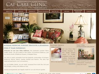 Cat Care Clinic Bellevue