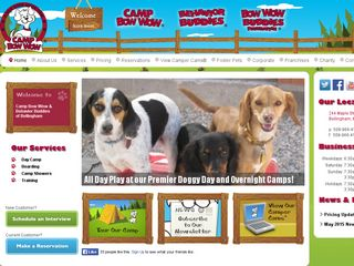 Camp Bow Wow Dog Boarding Bellingham | Boarding