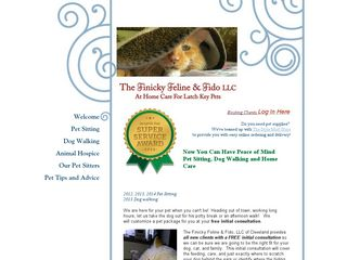 The Finicky Feline Fido LLC | Boarding