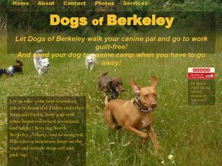 Dogs of Berkeley | Boarding