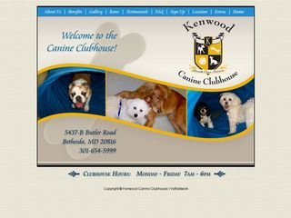 Photo of Canine Clubhouse in Bethesda