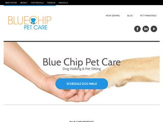 Blue Chip Pet Care | Boarding