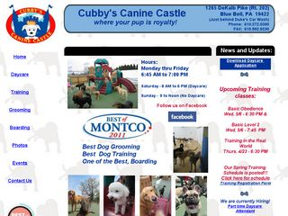 Cubbys Canine Castle Inc | Boarding