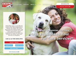Fetch! Pet Care Boca Raton Boca Raton
