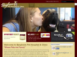 Bergheim Pet Hospital & Clinic Boerne