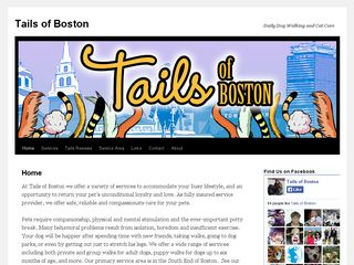 Tails of Boston | Boarding