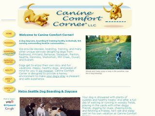 Photo of Canine Comfort Corner in Bothell