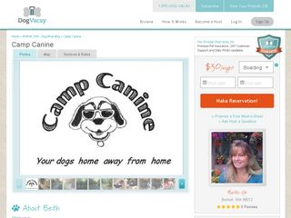 Camp Canine Bothell | Boarding