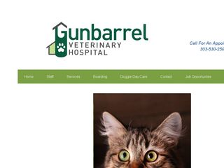 Gunbarrel Veterinary Hospital Boulder
