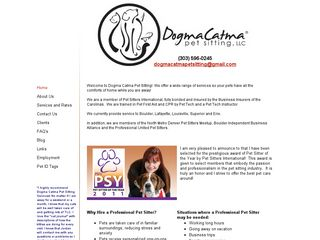 Dogma Catma Pet Sitting | Boarding