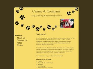 Canine & Company Dog Walking / Pet Sitting Bound Brook