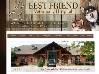 Best Friend Veterinary Clinic | Boarding