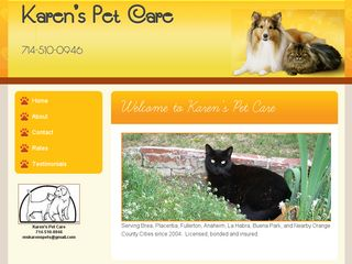 Karens Pet Care | Boarding