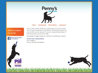 Pennys Pet Care | Boarding