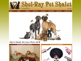 Shel Ray Pet Shalet | Boarding