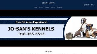 Jo-San's Kennels Broken Arrow