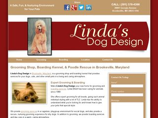 Lindas Dog Design Brookeville