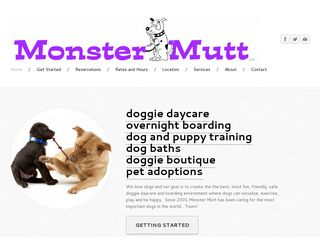 Monster Mutt Doggie Day Care Inc | Boarding