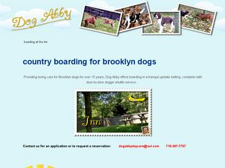 Dog Abby Daycare Limited Brooklyn