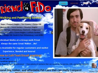A Friend for Fido | Boarding