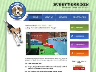 Buddys Dog Den | Boarding