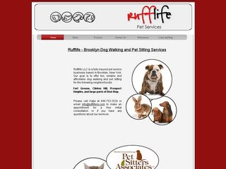 Rufflife Pet Services Brooklyn