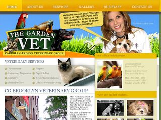Carroll Gardens Veterinary Group Brooklyn