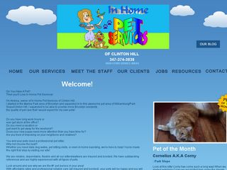 In Home Pet Services of Clinton Hill | Boarding