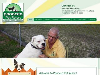 Panacea Pet Resort | Boarding