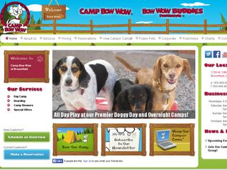 Camp Bow Wow Dog Boarding Broomfield Broomfield