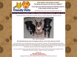 Friendly Visits LLC | Boarding
