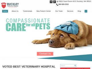 Buckley Veterinary Hospital Buckley