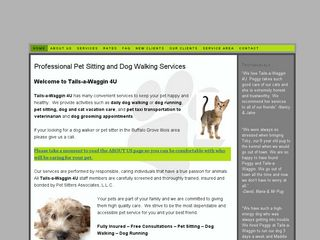Tails a Waggin 4U   Pet Sitter   Dog Walker | Boarding