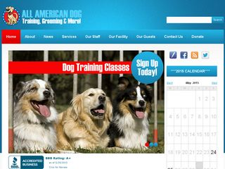 All American Dog Training | Boarding