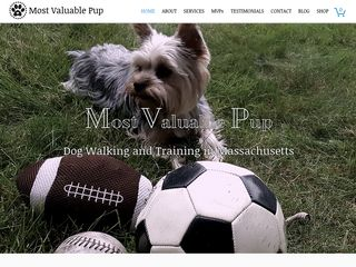 Most Valuable Pup Canine Care Burlington