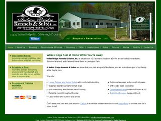 Indian Bridge Kennels  Suites Inc | Boarding