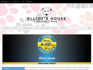 Elliots House Pet Care + More Cambridge