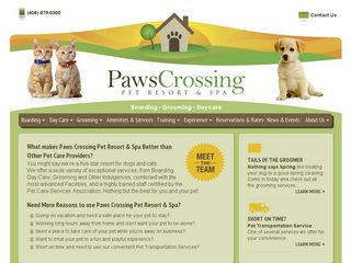 Paws Crossing | Boarding
