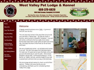 West Valley Pet Lodge | Boarding