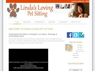 Lindas Loving Pet Sitting | Boarding