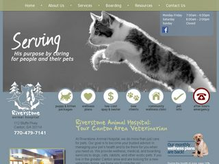 Riverstone Animal Hospital Canton