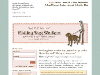 Midday Dog Walkers LLC | Boarding