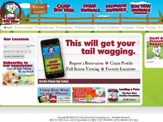 Camp Bow Wow Dog Boarding Carmel | Boarding