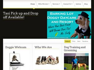 Barking Lot Doggy Daycare and Resort LLC | Boarding